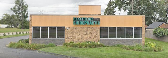 Chiropractic Livonia MI Office Building